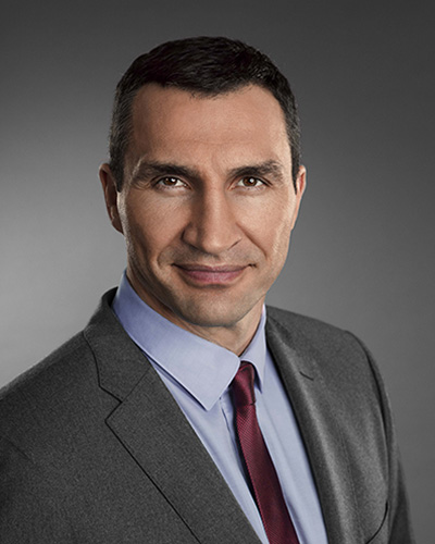 Wladimir Klitschko - Deutscher Medienkongress 2018