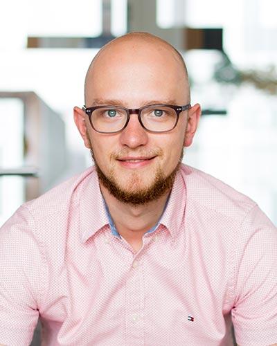 Digital Marketing Days 2018 Speaker Christian Hain