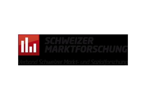 Logo Schweizer Marktforschung