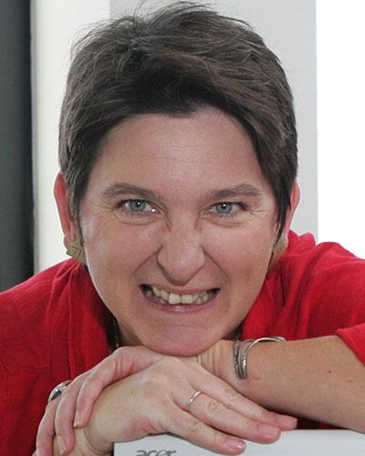 Sabine Hedewig-Mohr - planung&analyse Insights 2018