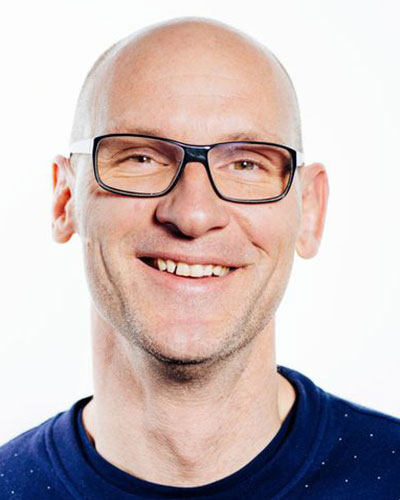 Mark Johnson Referent HORIZONT Werbewirkungsgipfel 2018